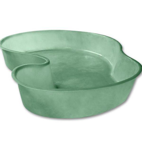 bassin de jardin 1500 litres bassin pr form fond plat bassins de jardin bassin aquatique. Black Bedroom Furniture Sets. Home Design Ideas