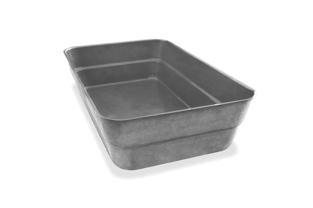 bassin rectangle 2000 litres
