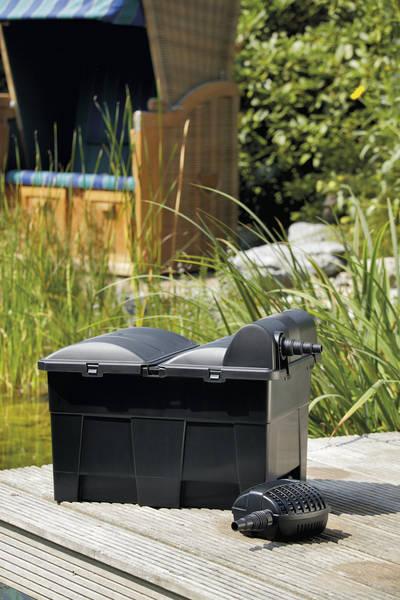 biosmart set 16000 s lection jcb 4 m3 jcb aquatique paysage. Black Bedroom Furniture Sets. Home Design Ideas